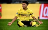 Tại sao Jadon Sancho 'mất tích' khi đối đầu với Tottenham?