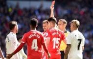 Thẻ đỏ mới nhất của Ramos có ý nghĩa thế nào trước đại chiến El Clasico?