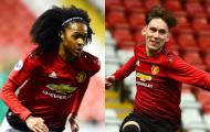 Đây! 2 sao trẻ được Man Utd được triệu tập, không phải 'van Persie 2.0' và Gomes