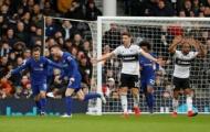 'Họ phát cáu vì không thể phạm lỗi trước Chelsea'