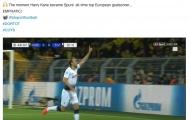 Bắn hạ Dortmund, Kane sánh vai Rô 'béo' và nâng tầm lịch sử Spurs