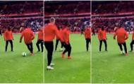 Khó tin! 'Trung vệ giỏi nhất thế giới' của Liverpool bị 'sỉ nhục' 3 lần trong 11 giây