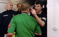 Đã rõ lý do tại sao Keane tính 'ăn tươi nuốt sống' Vieira trong đường hầm