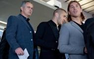 Rõ danh tính 2 cầu thủ bít cửa trở lại Real Madrid của Mourinho