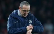 Sarri: 'Chelsea đã có 45 phút đầu tiên hay nhất mùa giải'