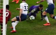 Tottenham tệ như thế nào ở bàn phản lưới?