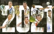 CHÍNH THỨC: Juventus trói chân 'bạn tấn công' của Ronaldo