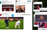 Người Man Utd 'đấm' truyền thông không trượt phát nào