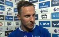 Ghi bàn ở tuổi gần 37, sao Everton gọi Arsenal là những cậu bé...