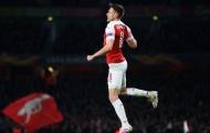 Fan Arsenal nhói lòng vì pha lập công của Ramsey