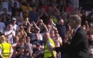 Solskjaer đã làm gì ngay sau khi trận Everton - MU kết thúc?