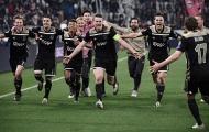 Tiếng gọi lịch sử ủng hộ Ajax vào chung kết Champions League