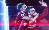 Liverpool lập thành tích chưa từng có trong kỉ nguyên Premier League