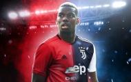 Chóng vánh! Pogba đã sẵn sàng trở lại Serie A khoác áo Juventus