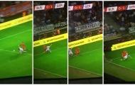 Bale ném biên đã sốc, Neuer làm điều gây sốc hơn!