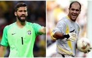 ĐT Brazil đã tìm ra 'Marcos 2.0' trong khung gỗ?