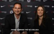 CHÍNH THỨC: Chelsea công bố danh tính tân thuyền trưởng