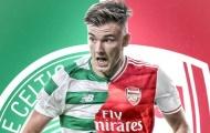 Zaha quá đắt, Everton quá xa; Arsenal mua Robertson 2.0 thật hợp lý!