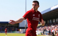 NÓNG! Liverpool mất trụ cột cho chuyến tập huấn ở Mỹ