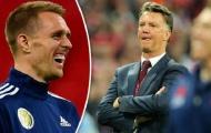 'Louis Van Gaal đã không cho tôi cơ hội ở Man Utd'