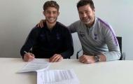 Giữa bão tin đồn, Tottenham bất ngờ ký hợp đồng với Pochettino