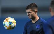 'Tôi sẵn lòng, mặc dù tập luyện ở Chelsea đang rất khắc nghiệt'