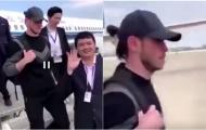 Bất ngờ! Xuất hiện hình ảnh Bale ở Trung Quốc