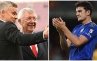 NÓNG! Sir Alex yêu cầu Man Utd làm 1 điều với Maguire trước khi ký hợp đồng