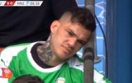 Vì sao Ederson Moraes phải dự bị, dù 'chơi cả mùa hè'?