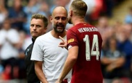 Thủ quân Liverpool 'giải quyết' Guardiola, NHM dậy sóng trên mạng xã hội