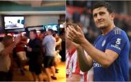 'Phát điên' vì Maguire, NHM Man Utd tặng anh bài hát gây sốc nặng