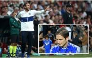 Lampard nhận kỷ lục siêu tệ hại ở UEFA Super Cup