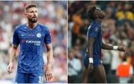 Vì sao Lampard chọn Giroud đá chính thay Tammy Abraham?