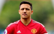 Sanchez rời Man Utd và để lại những con số kinh hoàng