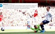 Leno và Arsenal 'hào phóng' nhất Premier League