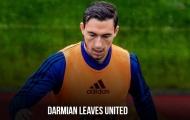 CHÍNH THỨC: Man Utd chia tay cái tên thứ 15 trong hè này