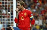Ramos và danh sách làm bàn trong lịch sử ĐT Tây Ban Nha