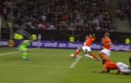 Thống kê không thể tin nổi của Van Dijk ở trận Đức 2-4 Hà Lan