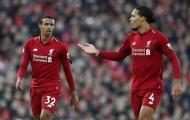 Van Dijk và Matip 'thống trị bầu trời' tại Premier League mùa này