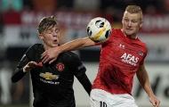 Solskjaer: 'Cầu thủ Man Utd đó có đẳng cấp hàng đầu'