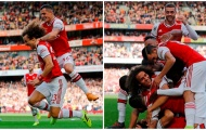 'Arsenal ăn mừng như thể vô địch Champions League'