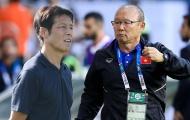 HLV Park Hang-seo bênh vực Tiến Dũng, chỉ trích HLV Akira Nishino