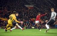 Tỏa sáng ở Châu Âu, Greenwood tiếp tục đi vào lịch sử Man Utd