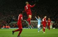 Vì sao Van Dijk không ăn mừng khi Fabinho nã đại bác vào lưới Man City?