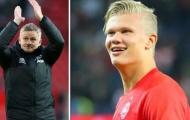 Sát thủ 85 triệu bảng: 'Solskjaer là một huấn luyện viên hoàn hảo'