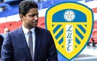 Bom tấn kích nổ! Giới chủ PSG 'làm loạn nước Anh' với Leeds United