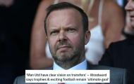 NÓNG! Woodward xác định rõ 2 mục tiêu tối thượng của Man Utd