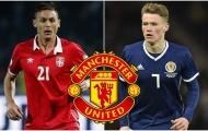 CHÍNH THỨC: Lộ diện 4 bảng play-off EURO 2020; Trung tuyến Man Utd 'tương tàn'