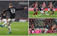 Rơi điểm cay đắng, Man Utd vẫn làm được điều cả Premier League bất lực