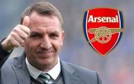 XONG! Rodgers đưa ra quyết định cuối về việc dẫn dắt Arsenal